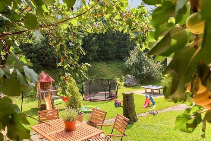 ✶ Hinterrohrgut Appartements in Flachau ✶ Urlaub in Flachauwinkl am See ✶