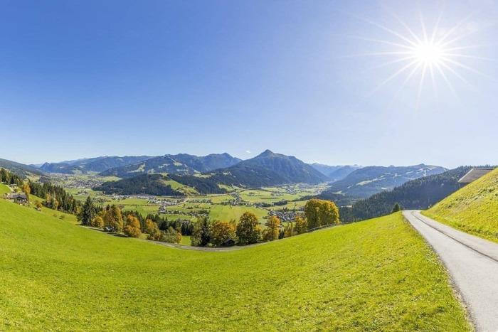 Lage & Anreise ✶ Hinterrohrgut Appartements in Flachau